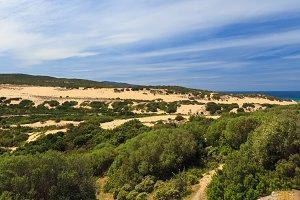 Sardinia - Piscinas dunes