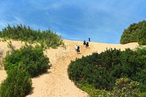 Piscinas dunes
