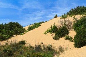 Piscinas dunes, Sardinia, Italy