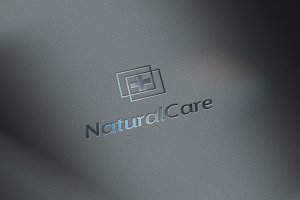 Natural Care, medical logo