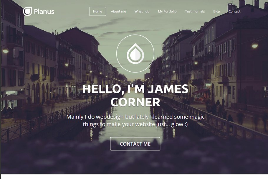 13 Cool Website Themes & Templates