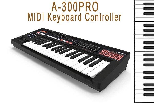 3D Electronics - Keyboard Controller