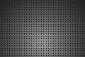 Metal mesh stylish black background