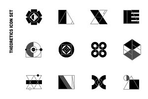Theoretics Icon Set
