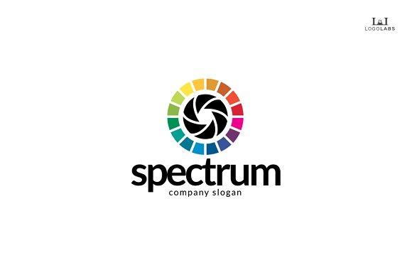 Spectrum - Photography Logo