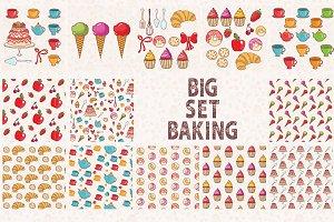 Big set baking