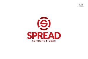 Spread - Letter S Logo