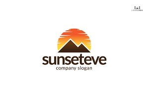 Sunset Eve Logo