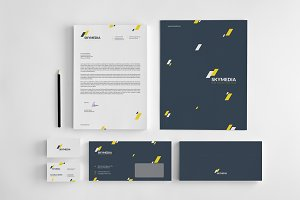 Corporate Stationery vol.4