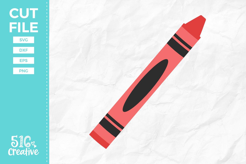 Crayon Svg Pre Designed Photoshop Graphics Creative Market
