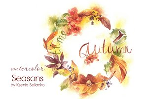 Seasons - autumn