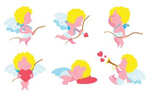 Happy Valentines Day! Little Cupids.