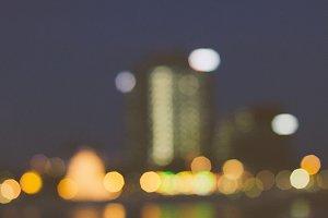 City defocused