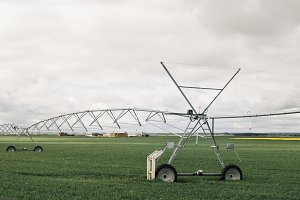 Agricultural Irrigation Machinery