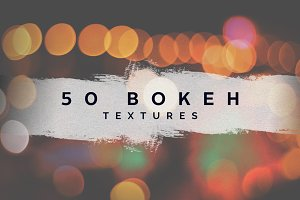 50 Bokeh Textures