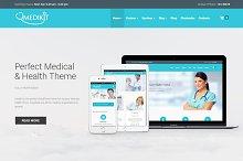 Medikit - Health & Medical WordPress