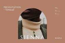 Sienna Presentation Bundle by  in Presentations