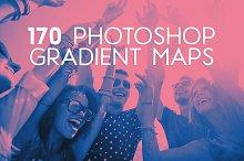 170 Fake Duotone PS Gradient Maps