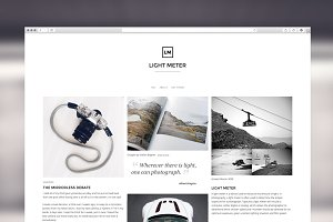 Light Meter Theme