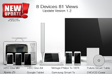8 Devices 81 Views Update Version1.2