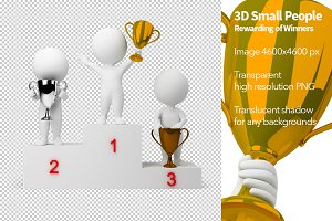 3D Small People - Rewarding