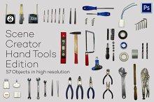 Scene Creator - Hand Tools Edition