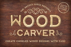 The Wood Carver - PS Styles & More