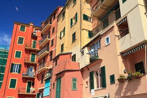 homes in Camogli