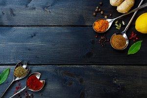 Bright spices