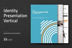Identity Presentation Vertical