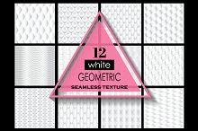 White geometric bundle.
