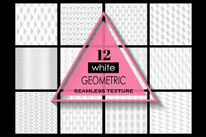 White geometric bundle.