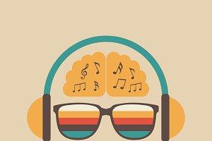 listen a music