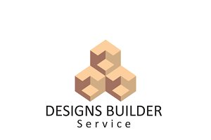 Designs Builder Logo Template