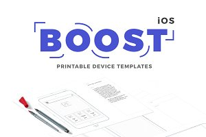 Boost-Printable Device Templates iOS