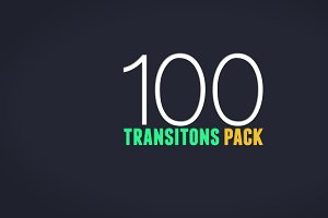 100 Transitions Pack