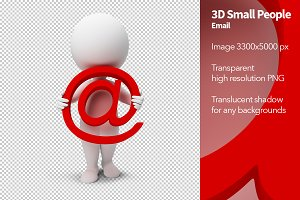 3D Small People - Email