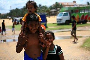Kids of Sri Lanka