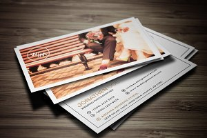 Wedding Photography business card 14