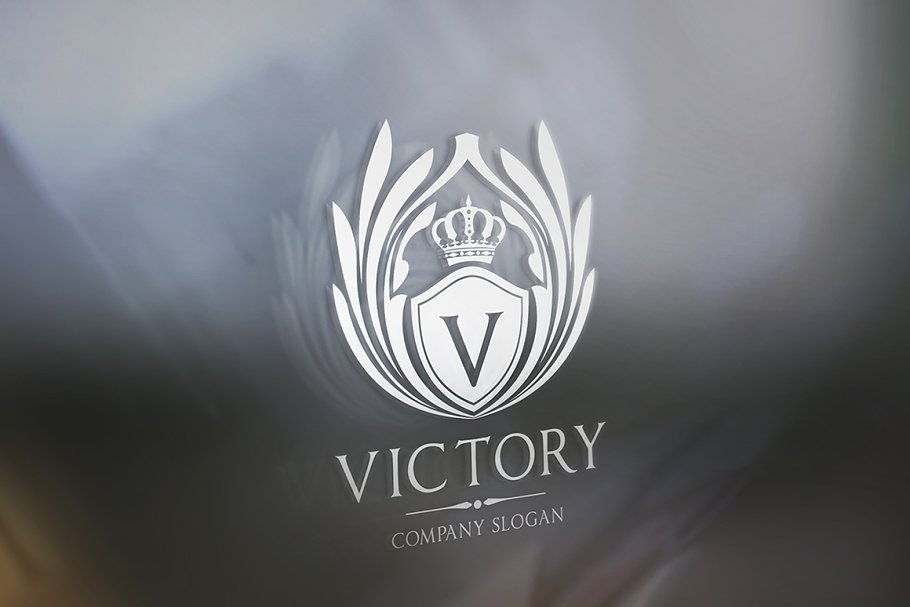 Victory Logo Template in Logo Templates