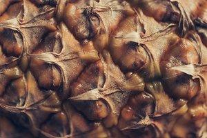 texture of pineapple