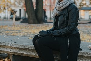 Hipster Girl Stockholm
