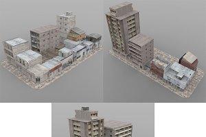 Shanty Town 2 City Blocks