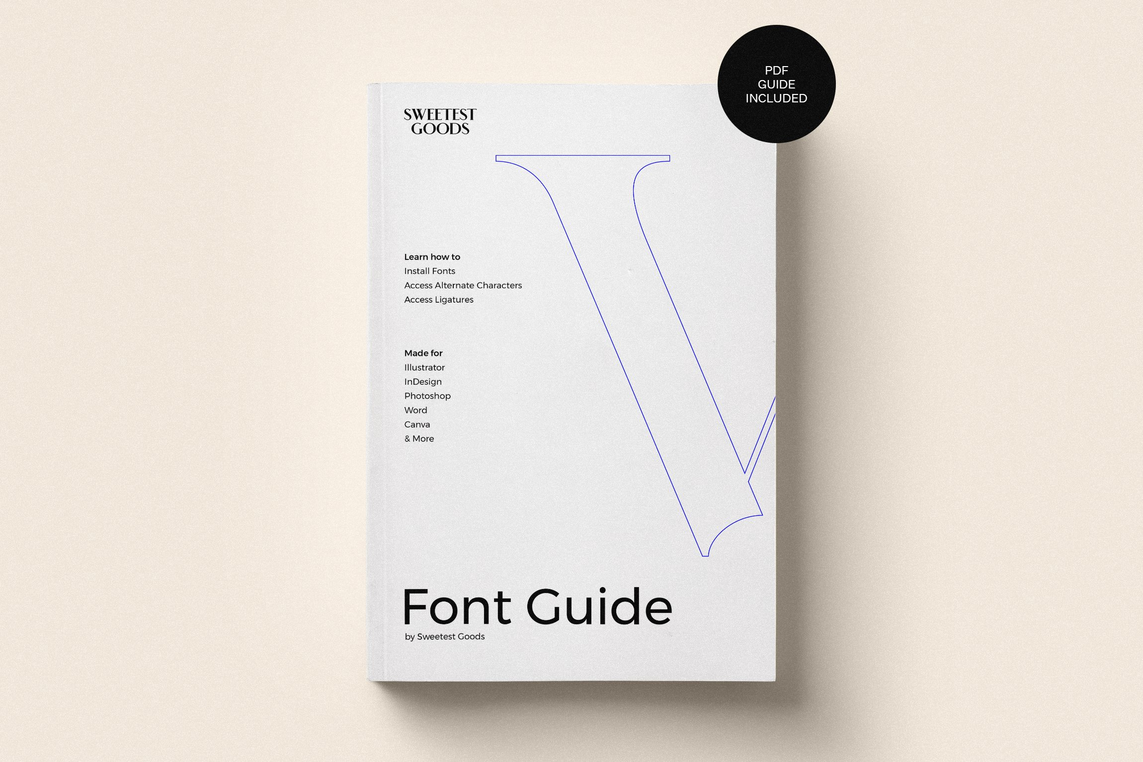 vultura font free logos sweetest goods guide 15
