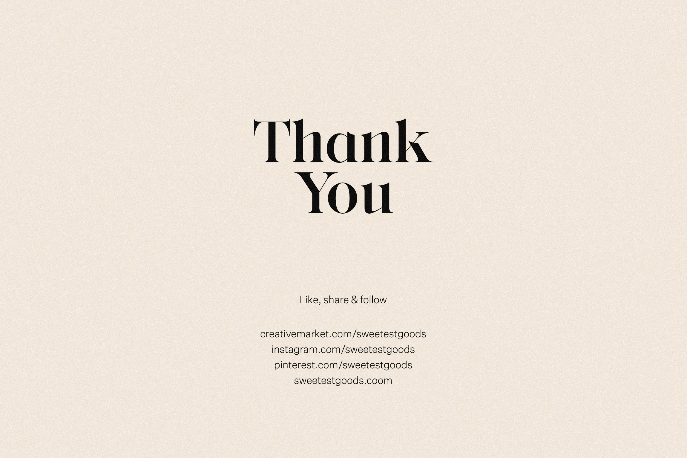 vultura font free logos sweetest goods thank you 16