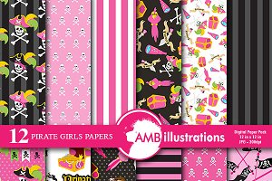 Pirate Digital Papers, AMB-1108