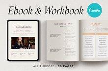 Canva Ebook & Workbook Template