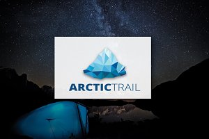 [68% off] Arctic Mountain Logo