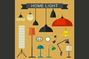 Home light