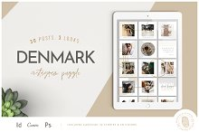 DENMARK | Instagram Puzzle